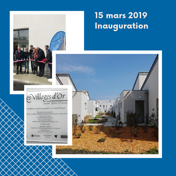 Inauguration St Jean d'Illac
