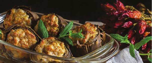 artichauts à la bretonne