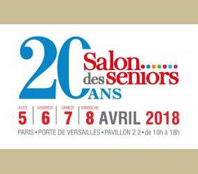 Les Villages d'Or au salon des seniors de Paris