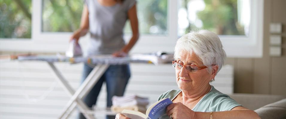 services pour seniors