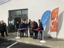 Inauguration Les villages d'Or Saint Jean d'Illac